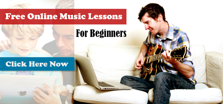 Free Music Lessons For Beginners