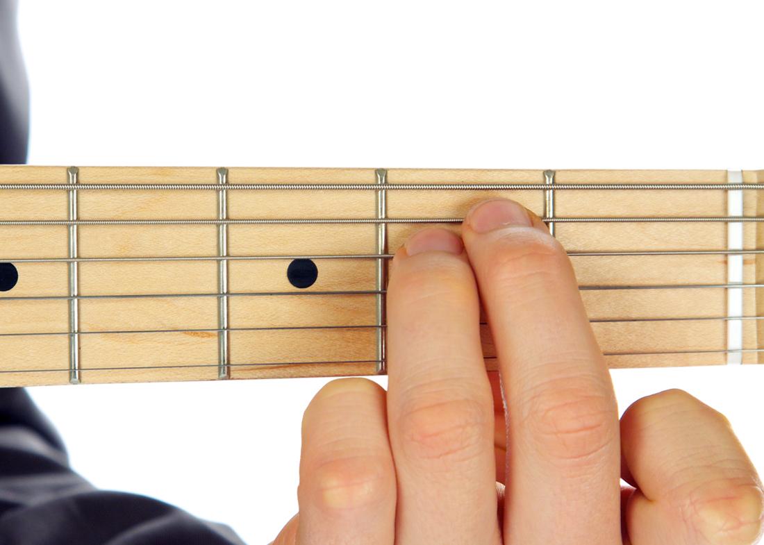 E Minor Guitar Chord Em   Learn To Play Music