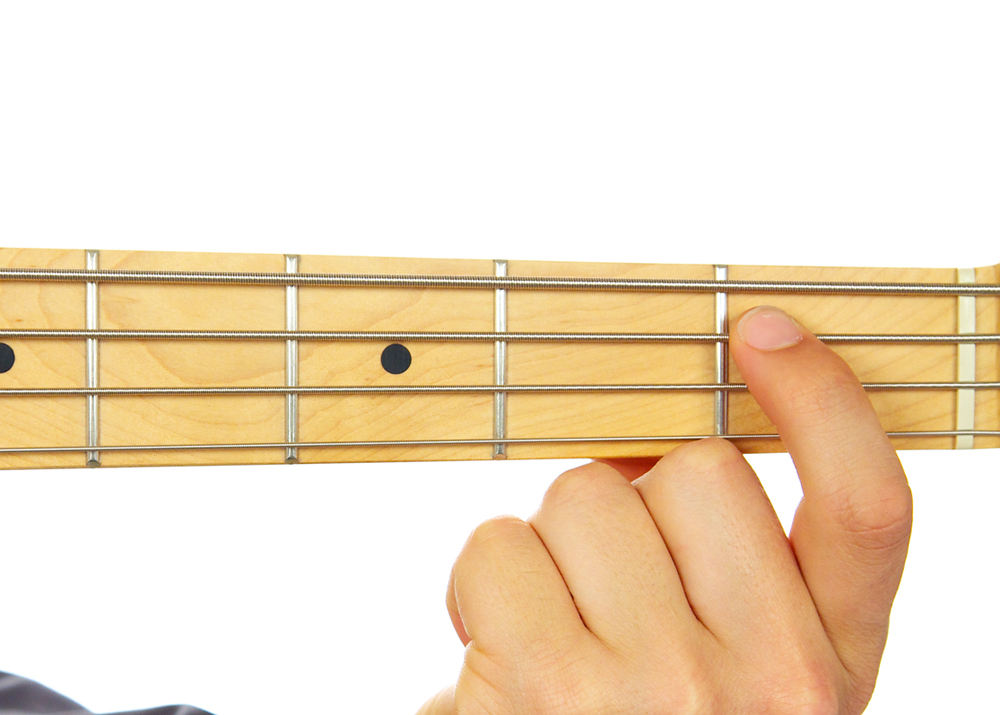 Bass Guitar The B Flat Bass Note Bb Learn To Play Music