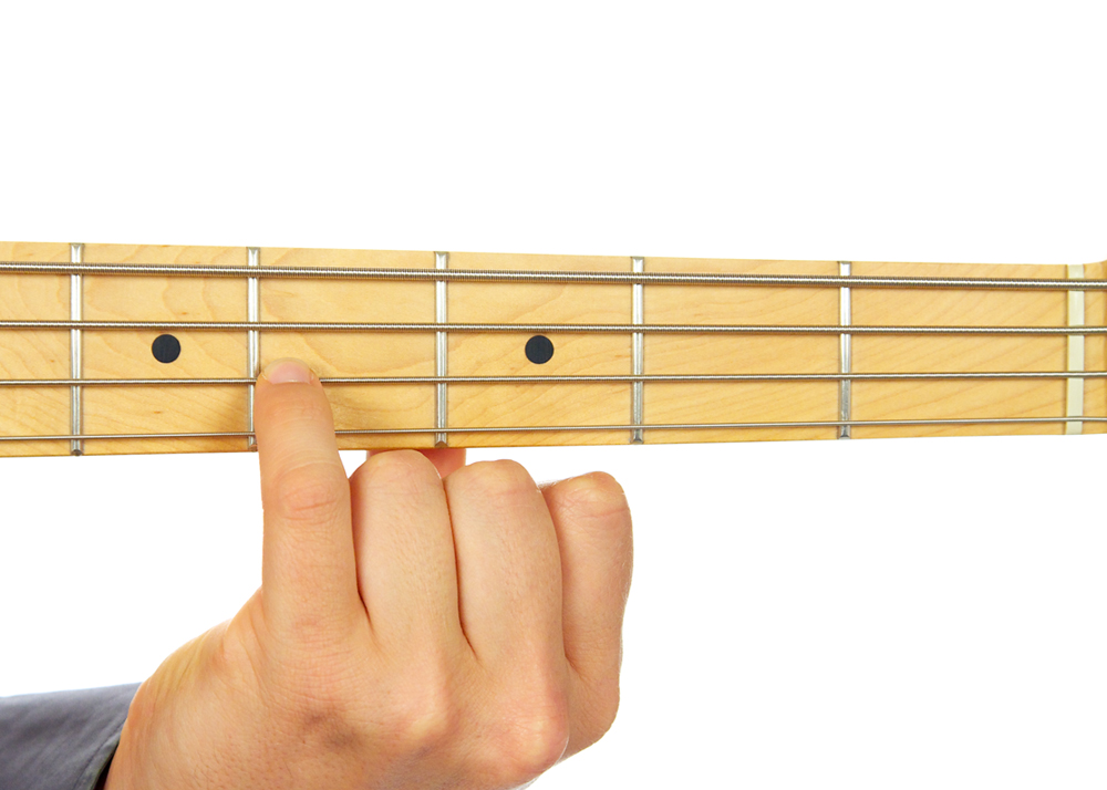 The F Sharp Bass Note