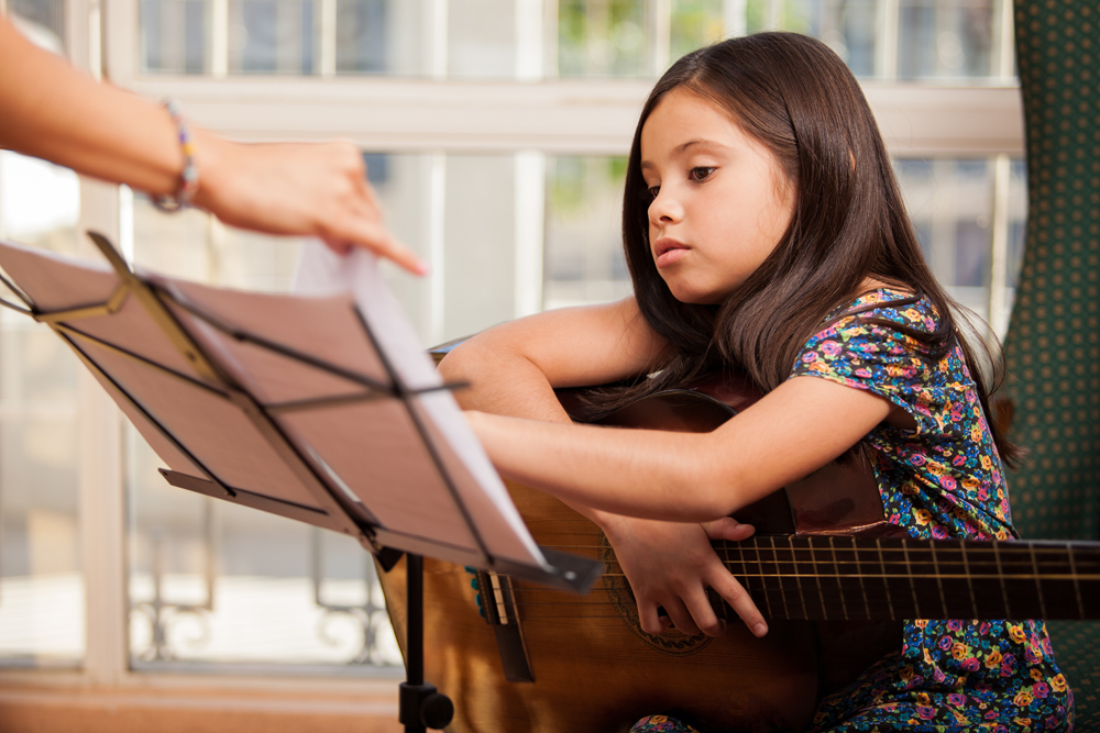 How to succeed at learning an instrument