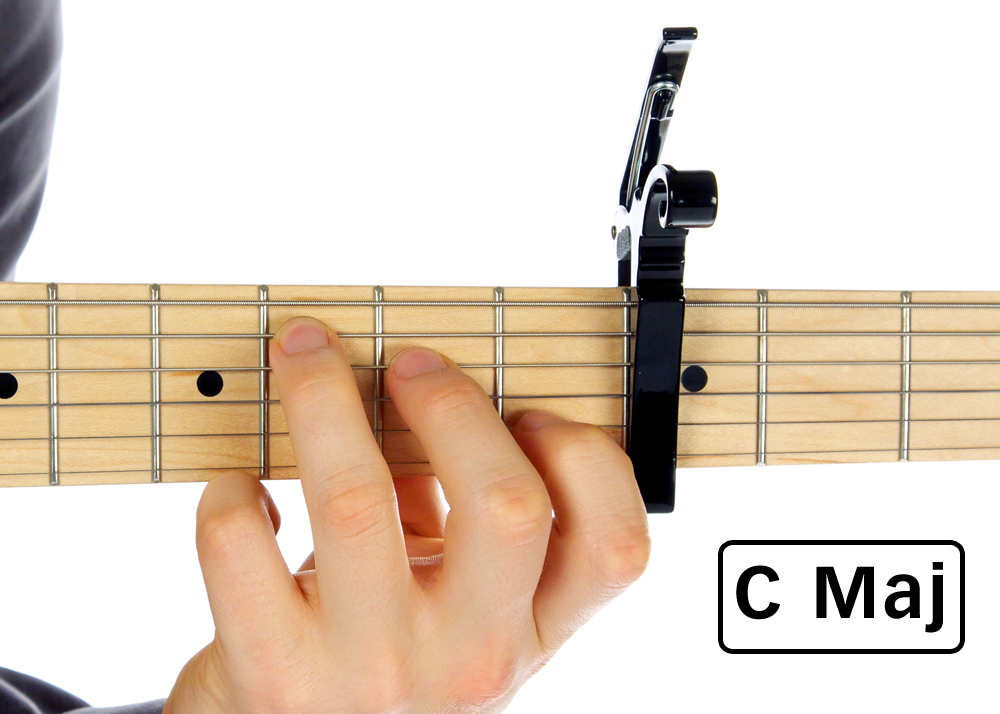 Guitar Capo Tips How To Use A Capo Learn To Play Music Blog
