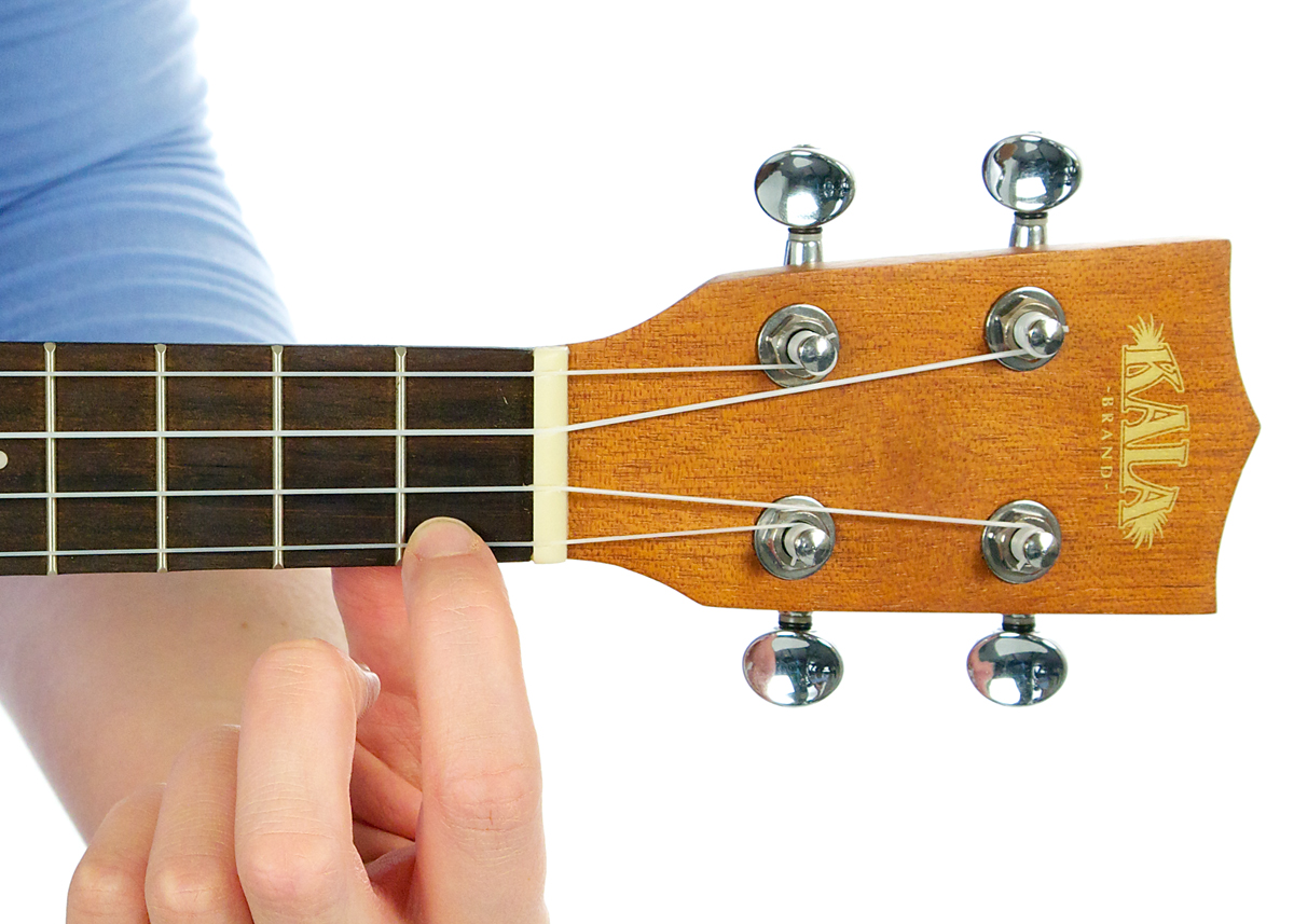 Learn How to Hold a Ukulele - Ukulele Tutorial for Beginners