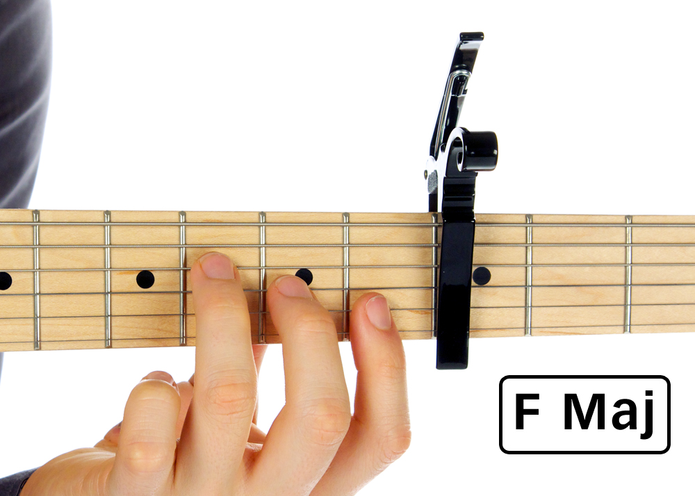 Guitar Capo Tips - How to Use a Capo - Learn To Play Music Blog