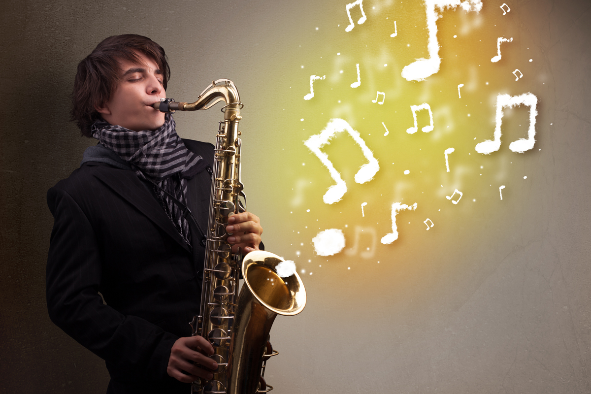 How to Play Your First Note on the Saxophone