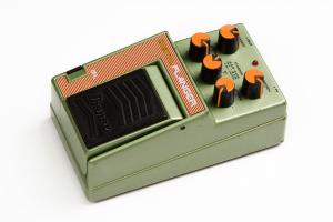 Guitar Pedals - Flanger Pedal