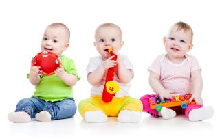 kids' musical instruments