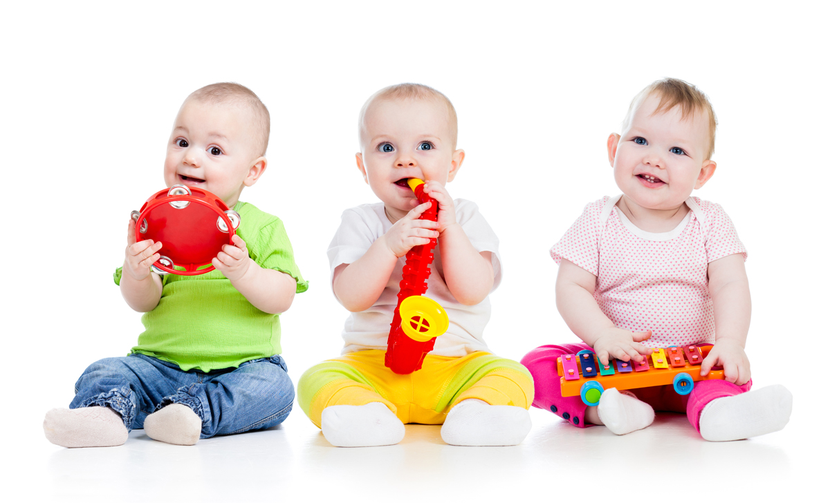 3 6 Month Musical Toys For Baby : What are the best kids musical instruments to learn first