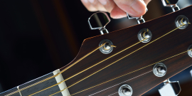 How to Tune a Guitar