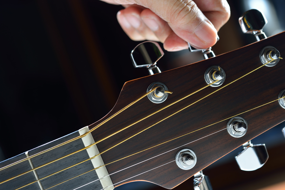 Image result for tuning guitar