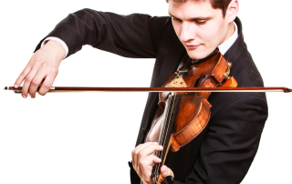 Arco - Violin Bowing Technique