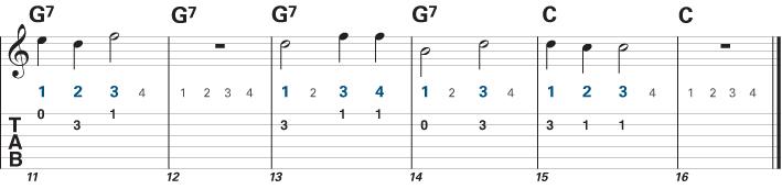 Guitar Songs for Beginners - Marianne 3