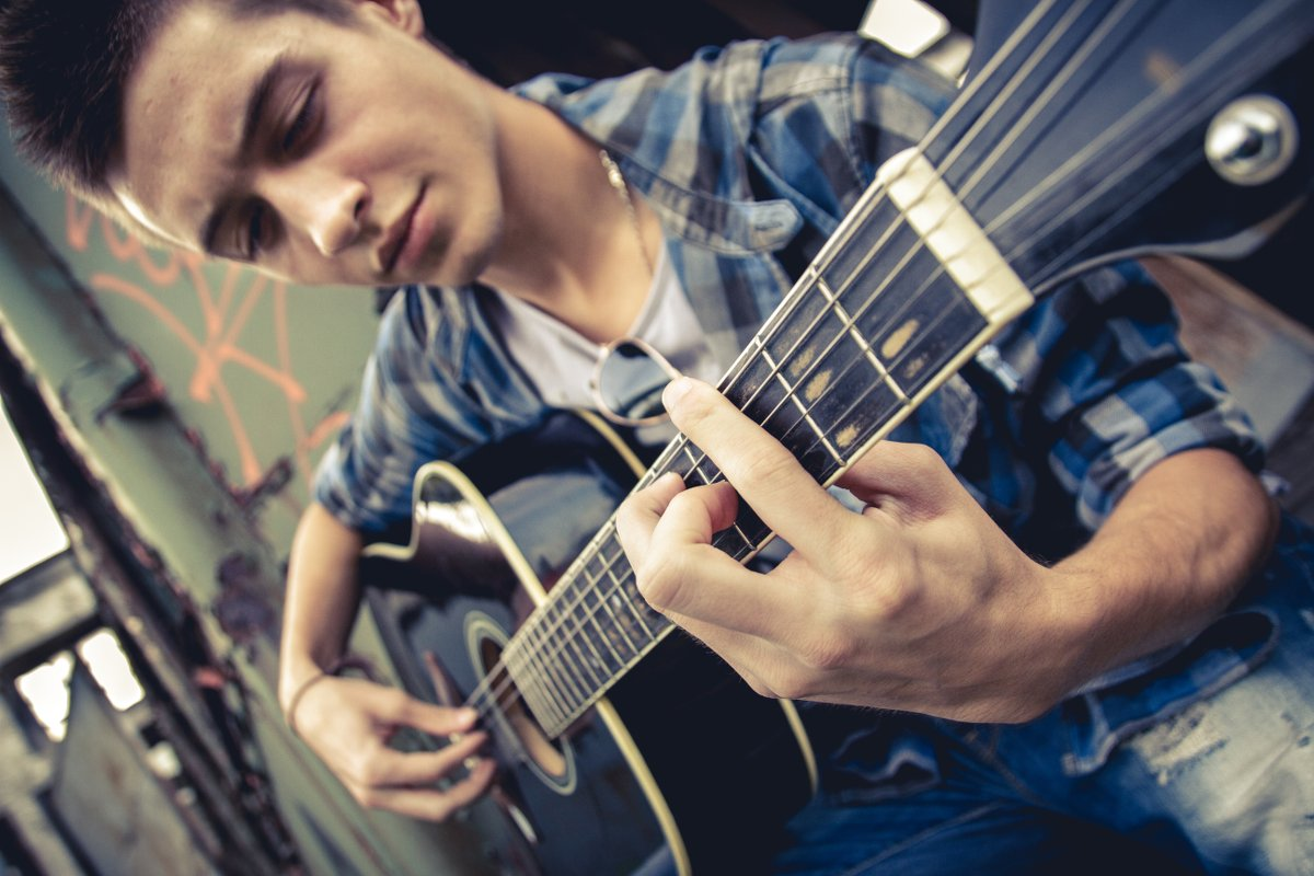 How To Play Guitar Chords Tips On Getting A Good Sound