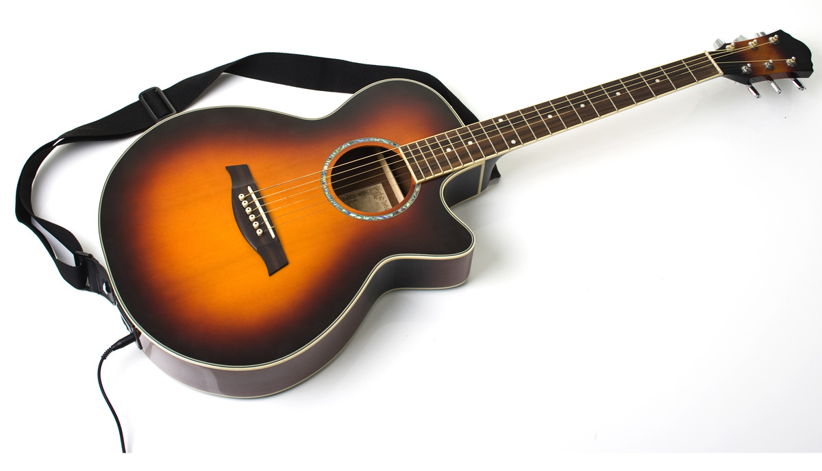 All about the Electric Acoustic Guitar - Learn to Play Music
