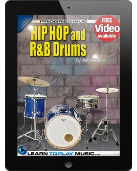 Hip-Hop and R&B Drum Lessons for Beginners - Teach Yourself How to Play Drums (Free Video Available)