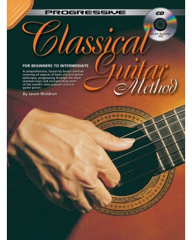Progressive Classical Guitar - Teach Yourself How to Play Classical Guitar