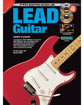 Progressive Lead Guitar - Teach Yourself How to Play Guitar