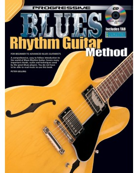 Progressive Blues Rhythm Guitar Method - Teach Yourself How to Play Guitar