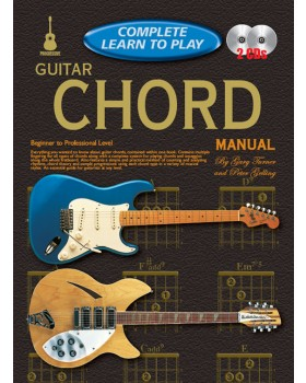 Progressive Complete Learn To Play Guitar Chords - Teach Yourself How to Play Guitar