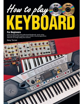 How To Play Keyboard - Teach Yourself How to Play Keyboard