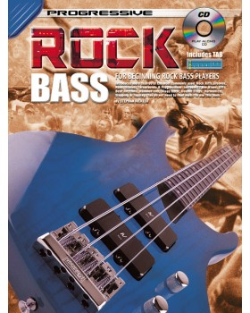 Progressive Rock Bass - Teach Yourself How to Play Bass Guitar