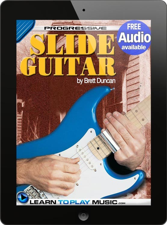 how to play guitar slide guitar lessons for beginners. Black Bedroom Furniture Sets. Home Design Ideas