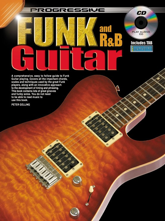 How to Play Guitar - Funk and R&B Guitar Lessons for Beginners