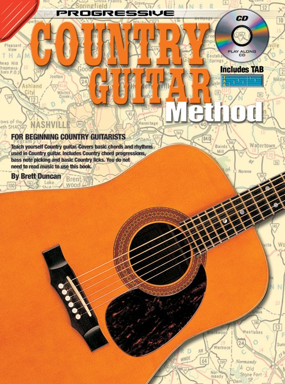 7 Easy Country Guitar Songs For Beginners - Learn to Play ...