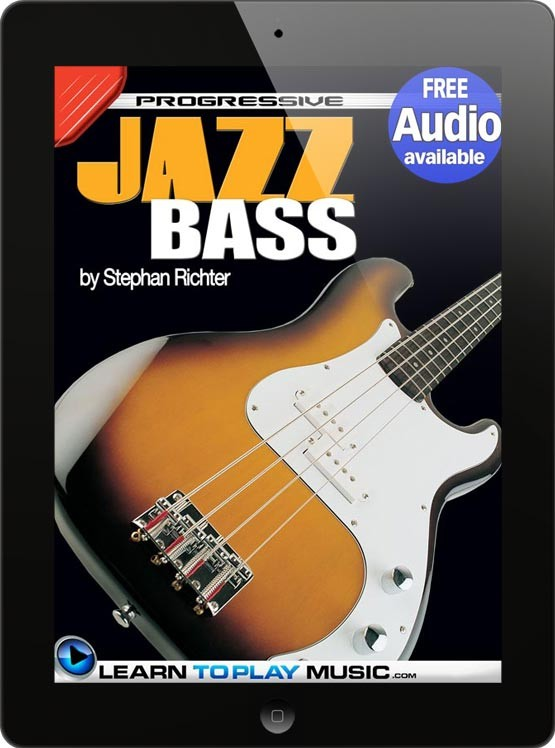 how to play bass guitar jazz bass guitar lessons for beginners. Black Bedroom Furniture Sets. Home Design Ideas
