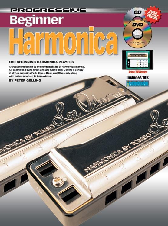 Harmonica SuperTutor - Anyone Can Learn to Play Blues ...