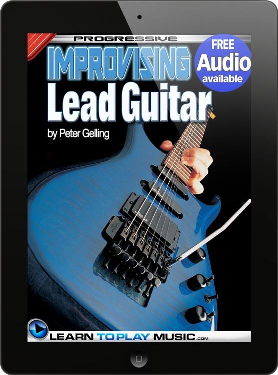 how to play guitar improvising lead guitar lessons. Black Bedroom Furniture Sets. Home Design Ideas