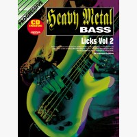Progressive Metal Bass Licks - Volume 2