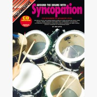 Progressive Around the Drums with Syncopation
