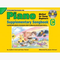 Progressive Piano Method for Young Beginners - Supplementary Songbook C