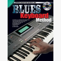 Progressive Blues Keyboard Method