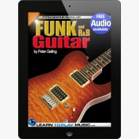 Funk and R&B Guitar Lessons for Beginners