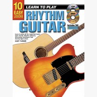 10 Easy Lessons - Learn To Play Rhythm Guitar
