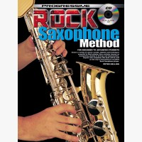 Progressive Rock Saxophone Method