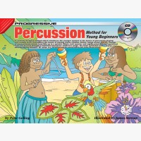Progressive Percussion Method for Young Beginners