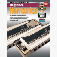 Progressive Beginner Harmonica