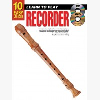10 Easy Lessons - Learn To Play Recorder
