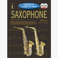 Progressive Complete Learn To Play Saxophone Manual