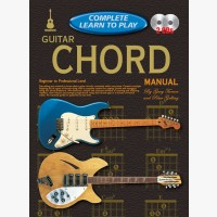 Progressive Complete Learn To Play Guitar Chords