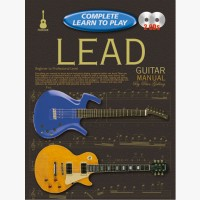 Progressive Complete Learn To Play Lead Guitar Manual