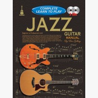 Progressive Complete Learn To Play Jazz Guitar Manual