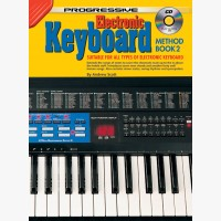 Progressive Keyboard Method - Book 2
