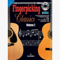 Progressive Fingerpicking Classics - Volume 2