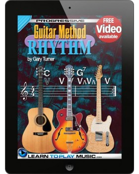 Rhythm Guitar Lessons for Beginners - Teach Yourself How to Play Guitar (Free Video Available)