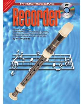 Progressive Recorder - Teach Yourself How to Play Recorder