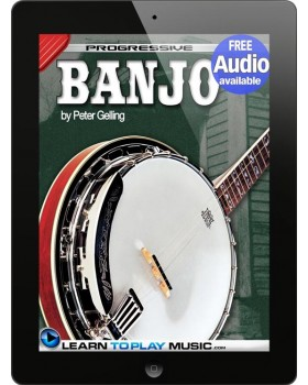 Banjo Lessons for Beginners - Teach Yourself How to Play Banjo (Free Audio Available)